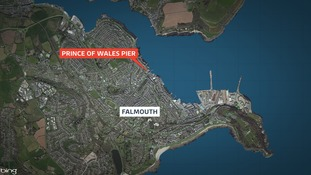 Body found off Cornwall coast