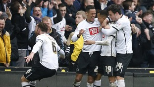 Championship match report: Derby 1-0 Nottingham Forest