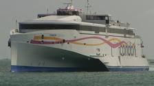 Condor ferry Liberation