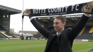 Notts County sack manager Jamie Fullarton