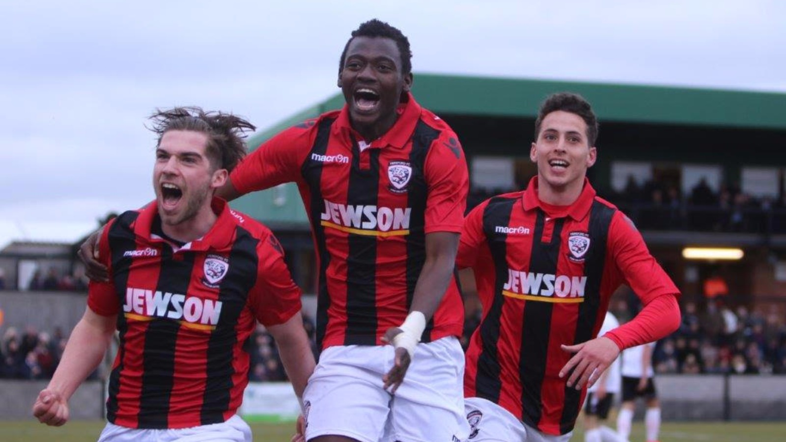 Hereford fc to play in wembley fa vase final central itv news floridaeventfo Image collections