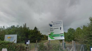 Three dogs became unwell in Bedfont Lakes Country Park