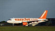 easyJet and British Airways flights are being affected by the strike action in France