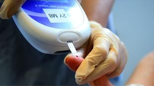 Diabetest test