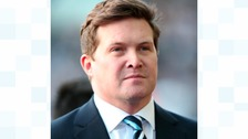 Former managing director of Leeds United David Haigh