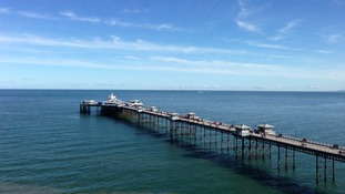 Where's the best place to holiday in Wales? Llandudno basks in the glory