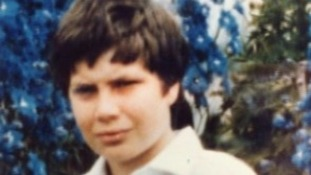 Martin Allen disappeared on his way home from school in London in 1979