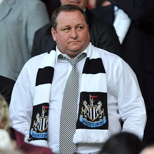 "Owner Mike Ashley will stand by Newcastle even if they are relegated because he is ""wedded"" to the club"