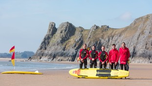 Three drownings in three years prompts lifeguard service at beach