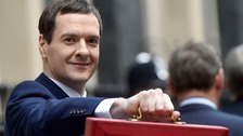MPs questioned why Mr Osborne was absent from the House of Commons