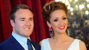 Coronation Street actors Alan Halsall and Lucy-Jo Hudson split