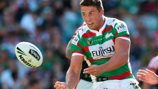 Sam Burgess: full recovery