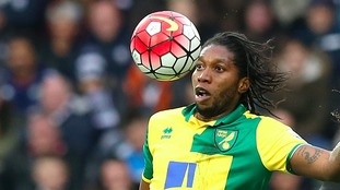 Norwich footballer Dieumerci Mbokani 'unharmed but shaken' after Brussels Airport terror attack