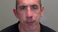 Stewart Nightingale was jailed for five years for threatening to blow up a supermarket in Great Yarmouth.
