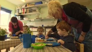 Nursery serves no-added-sugar meals to fight obesity epidemic
