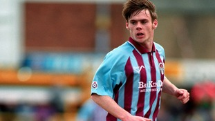 Graham Alexander returns to Scunthorpe as new manager