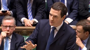 Mr Osborne admitted the now-scrapped disability payment cuts were a mistake