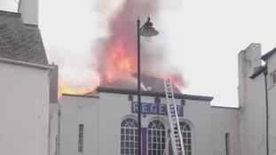 Lyme Regis Regent Cinema to be 'rebuilt to former glory'