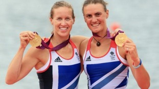 Comfortable win for West rowers in GB trials