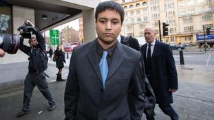 Financial trader Navinder Singh Sarao