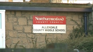 Allendale Middle School faces an uncertain future
