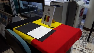 Book of condolence opens in Newcastle