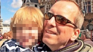 Missing David Dixon who has not been heard from since the Brussel metro attacks