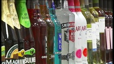 plan for a 40p per unit minimum alcohol price