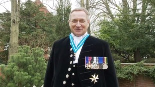 David Hempleman-Adams, High Sheriff of Wiltshire