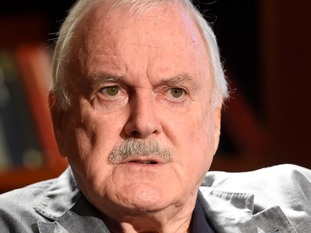 John Cleese played Basil Fawlty in the hit sitcom