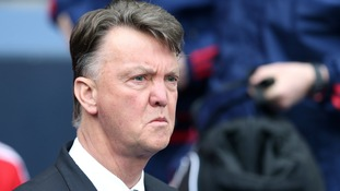Van Gaal future in doubt after he was left out of Manchester United video