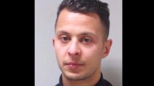 Terror suspect Salah Abdeslam