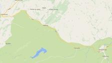 Powys map