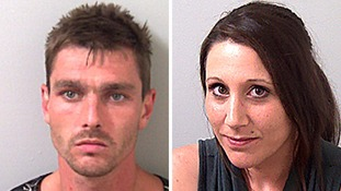 Ashley Russell and Christina Storey were jailed.