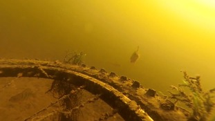 'Bike fish' and 'canal cam' reveal the weird and wonderful gear dumped in our waterways