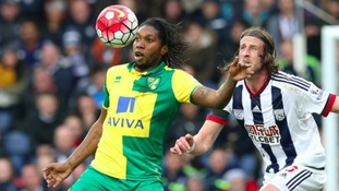 'It's a miracle I'm still alive': Norwich City's Mbokani describes Brussels terror