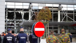 14 people died at Zaventem Airport.