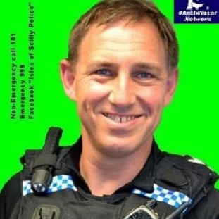 Police Sergeant Colin Taylor