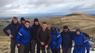 Soldiers complete grand tour of the north