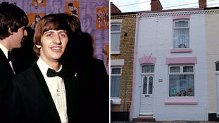 Ringo's childhood home was bought at auction for £70,000