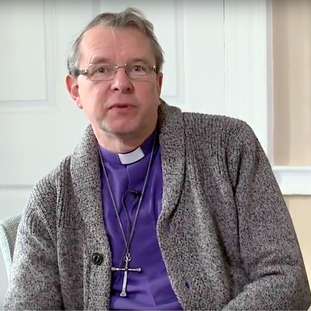 Right Revd Paul Butler, Bishop of Durham