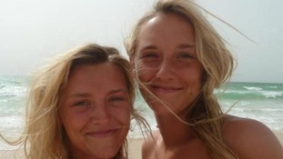 Sisters killed in holiday tragedy