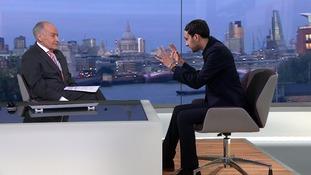 Dynamo leaves viewers baffled by making presenter vanish.
