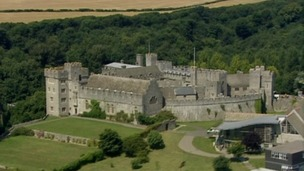 St Donat&#x27;s Castle