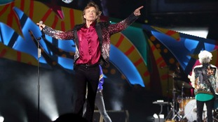The Rolling Stones played to tens of thousands of fans in the Cuban capital