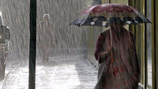 Severe weather warning: Hail, thunder, strong gusts and chilly for Easter Sunday.