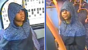 Police hunt boy caught on CCTV over Lewisham bus fireball arson