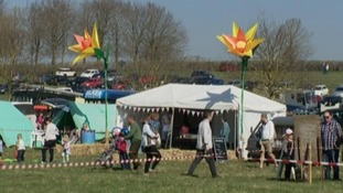 Mells Daffodil Festival has been taking place every Easter for nearly 40 years
