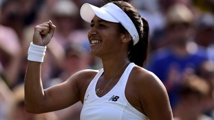 Heather Watson through to Miami Open fourth round