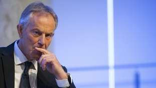 Tony Blair calls for 'fundamental change of strategy' to defeat terror